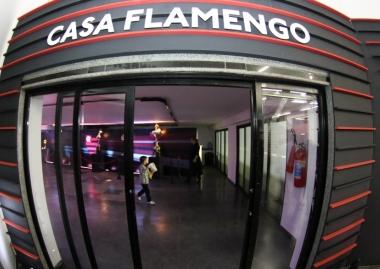 Workshop de ginástica artística agita Casa Flamengo e ginásio Cláudio Coutinho